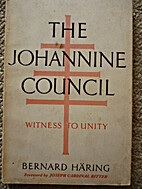 The Johannine Council, witness to unity by…