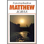 Expository Thoughts on Gospels: Matthew by…