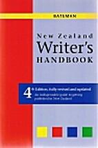 New Zealand Writer's Handbook by John…