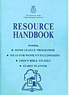 Resource Handbook 1994 including Home League…