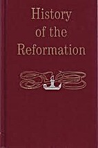 The History of the Reformation in Europe in…