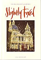 Slightly Foxed 20: Shrieks and Floods by…
