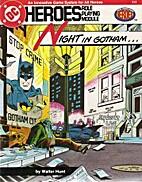 Night in Gotham by Walter Hunt