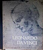 Leonardo da Vinci by Hellmut Wohl