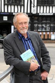 Author photo. Alan Hammond. Photo courtesy Surrey County Council News.