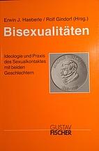 Bisexualitäten by Erwin J. Haeberle