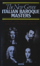 The New Grove Italian Baroque Masters by…