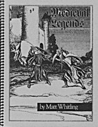 Imitation in Writing: Medieval Legends by…