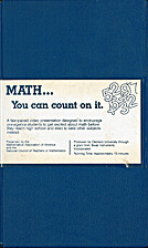 Math...You Can Count on It (VHS)
