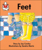 Feet by Joy Cowley
