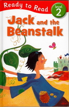 Jack and the Beanstalk (Ready to Read) by…