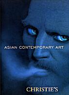 Christie's Asian Contemporary Art 25th…