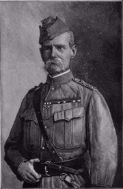 Author photo. From <i>FORTY-ONE YEARS IN INDIA</i>, 1897.