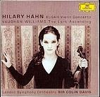 Violin concerto [Elgar] ; The lark ascending…