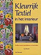Kleurrijk textiel in het interieur by Sue…