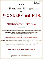 The Pictorial Budget of Wonders and Fun…