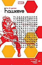 Hawkeye #15 by Matt Fraction
