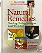 Natural Remedies: Nondrug Healing Strategies…