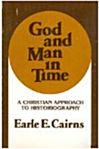 God and man in time: A Christian approach to…
