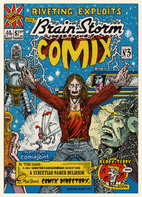 Riveting Exploits with Brain Storm Comix…