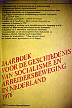 Jaarboek voor de geschiedenis van socialisme…