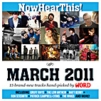 Now Hear This: March 2011