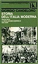 Storia dell'Italia moderna vol. 3 - La…
