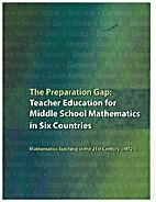 The Preparation Gap: Teacher Education for…