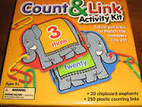 Count and Link Activity Kit by Lakeshore
