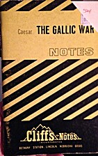 Caesar: The Gallic War by M.A. Bruce Jackson