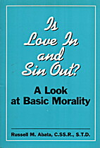 Is Love In and Sin Out ? A Look At Basic…