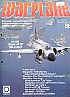 Warplane Volume 8 Issue 86 by Stan Morse