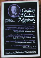 Geoffrey Madan's notebooks : a selection by…