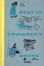 Best in Children's Books 21 by Mary Macnab