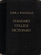Funk & Wagnalls Standard College Dictionary…