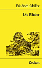 The Robbers by Friedrich Schiller