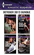 Harlequin Romantic Suspense October 2013…