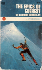 The Epics of Everest by Leonard Wibberley