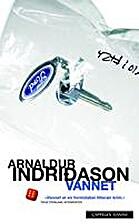 Vannet by Arnaldur Indriðason,