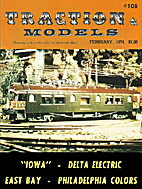 Traction and Models, Run No. 108 by Vane A.…