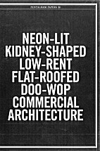 Neon-Lit Kidney Shaped Low-Rent Flat- Roofed…