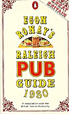 Egon Ronay's Pub Guide : Food and…