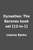 Dynasties: The Barones book set [12-in-1] by…
