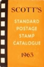 Scott's Standard Postage Stamp Catalogue…