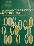 Human variation and origins; an introduction…