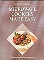 Good Housekeeping Microwave Cookery Made…