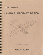 Low Power Laminar Aircraft Design by Alex…