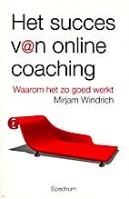 Het succes van online coaching : waarom het…