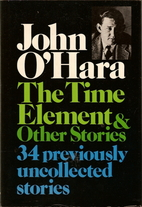 The time element, and other stories by John…
