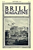 Brill Magazine, vol. 10, n° 9 - September…